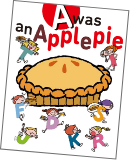 A was an apple-pie アップルパイは食べないで